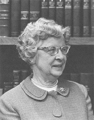 Margaret Butterfield Andrews