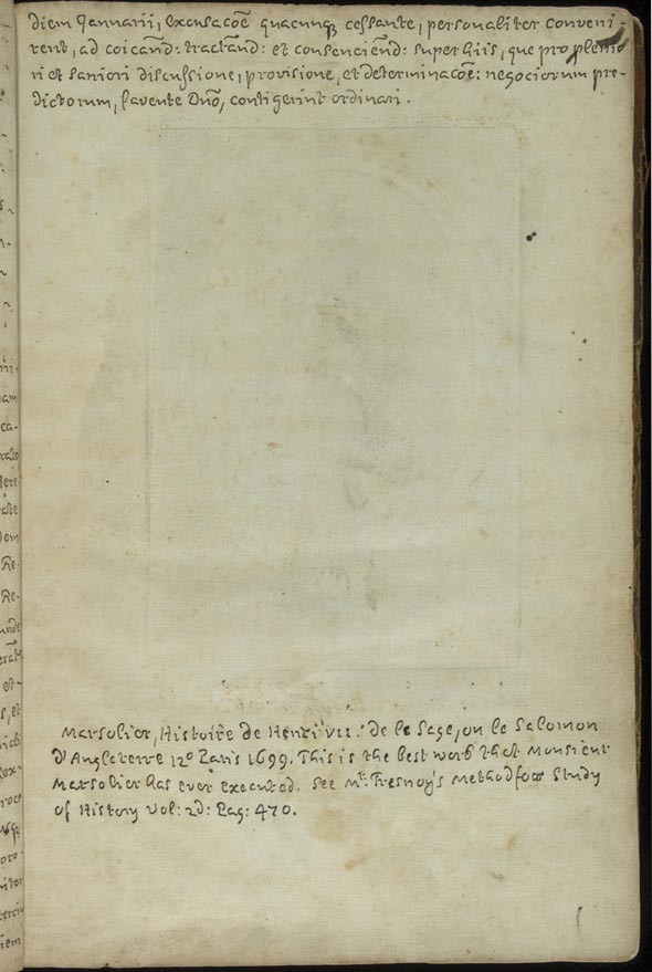 recto of third added annotated leaf