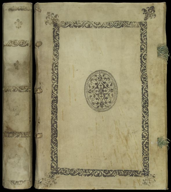 Spine and cover