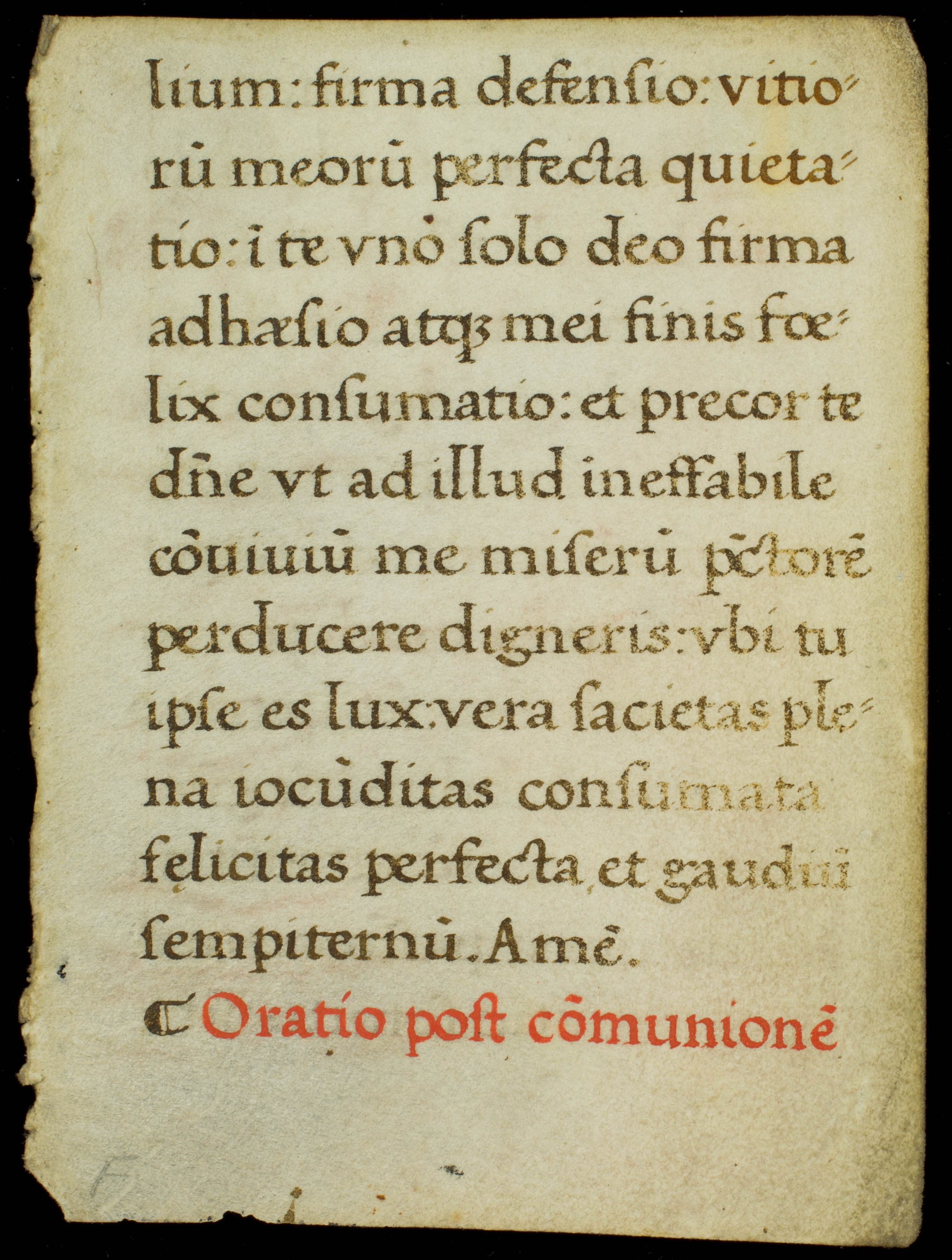 Medieval And Early Modern Manuscripts Collection Rbscp