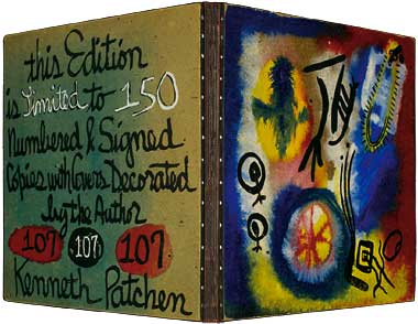 Cover of Patchen book