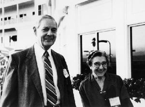 Rudolf and Hilda Kingslake