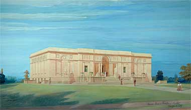 Memorial Art Gallery rendering