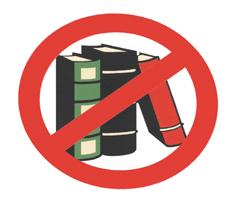 Banned Books logo