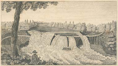 Davies print detail
