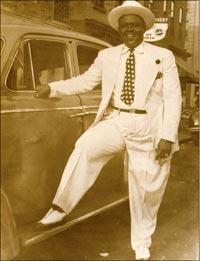 Rocky Simmons, ca. 1950.