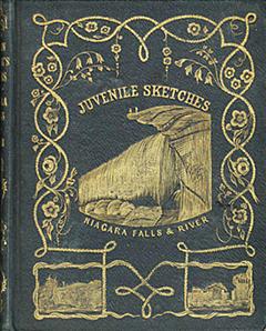 Book Cover, Juvenile Sketches