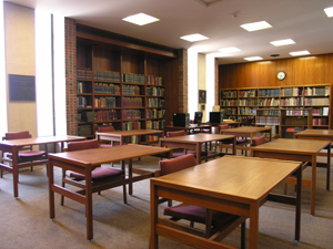 Jacob Robert Cominsky Reading Room
