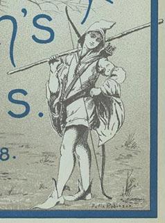 Julia Robinson's Robin Hood