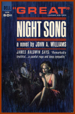 scanne dbookjacket for night song