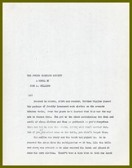 scanned typescript