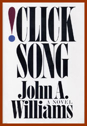 scanned bookjacket for !click song