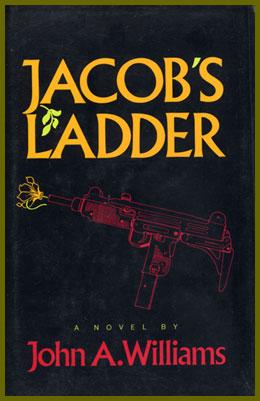 scanned bookjacket for jacob's ladder