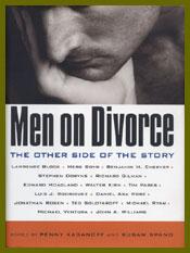 scanned bookjacket for men on divorce