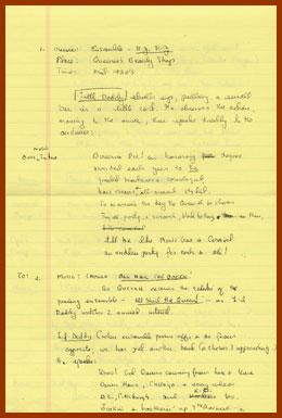 scanned manuscript