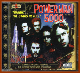 scanned compact disk cover
