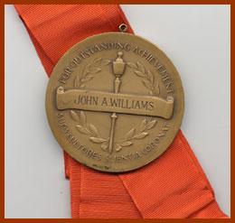 scanned medal